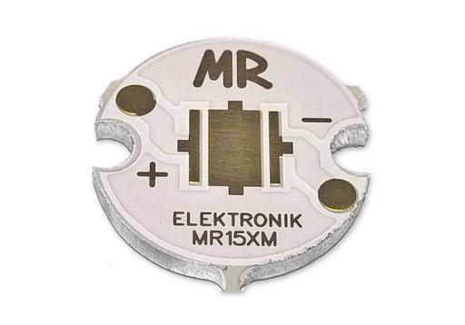 podłoże LED XM-L XM-L2 MR ELEKTRONIK MR15XM 15mm