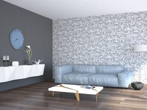 TAPETA BRYŁY GEOMETRIA EFEKT 3D GRAFICZNE HIT