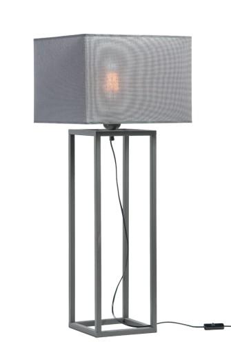 Nowoczesna Lampa Stołowa Stojąca Z Abażurem Kedra 7442233016