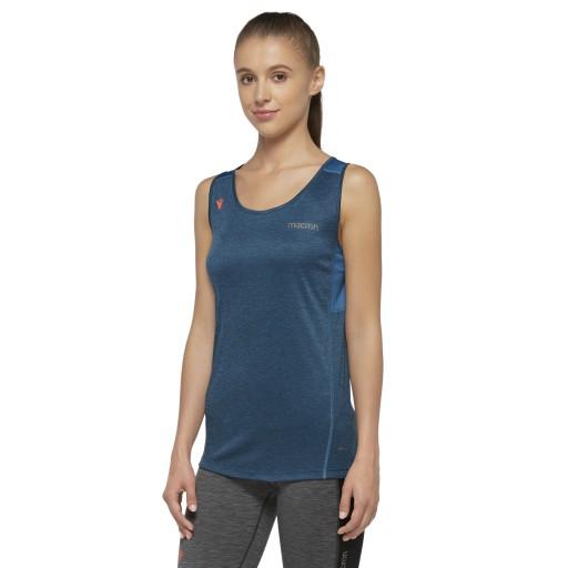Oryginalna Koszulka do biegania treningu MACRON L