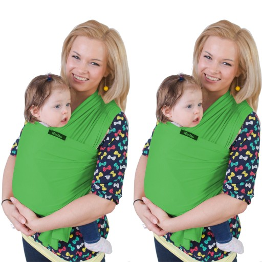 Wyjatkowa Chusta Elastyczna Do Noszenia Dziecka 7181638092 Allegro Pl