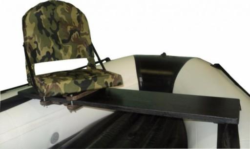 Krzesło Fotel do pontonu Kolibri inne Obrotowe pvc
