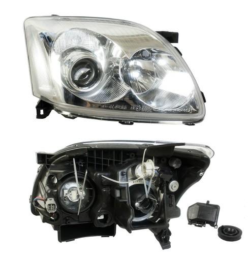 Reflektor Lampa Toyota Avensis T25 03 06 Depo