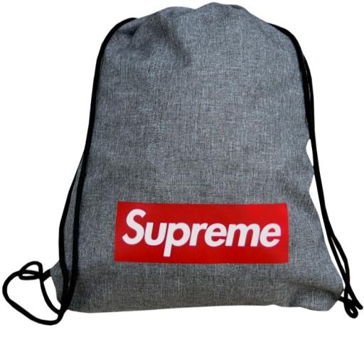 SUPREME Worko plecak wysoka jakość plecaki męskie