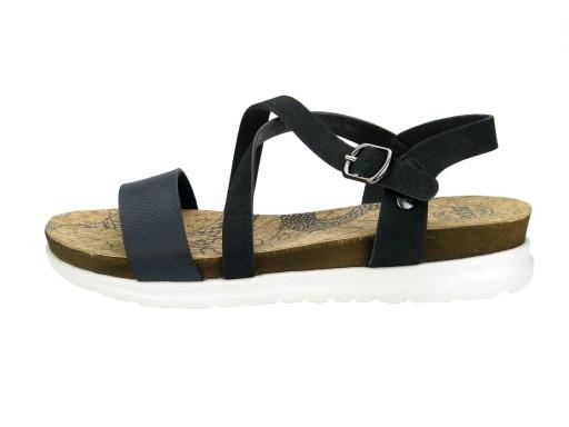 BIG STAR sandały damskie AA274373 czarne 39