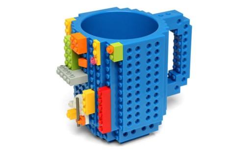 Klockowy Kubek Prezent Klocki Lego 6 Kolorów 7275870209 Allegropl