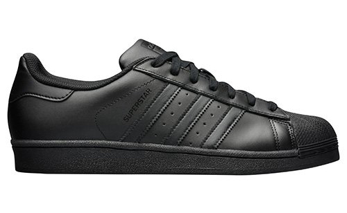 Adidas Superstar Core Core Core Sort AF5666 38 2 3 6986295505 ee4afe