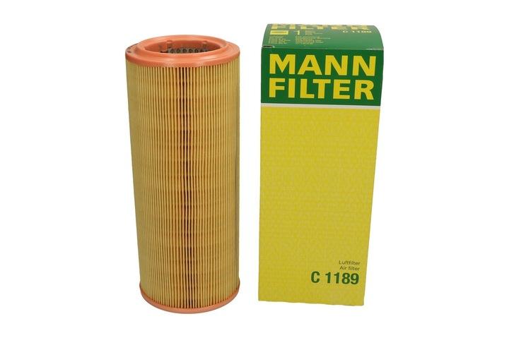 Luftfilter MANN-FILTER C 1188