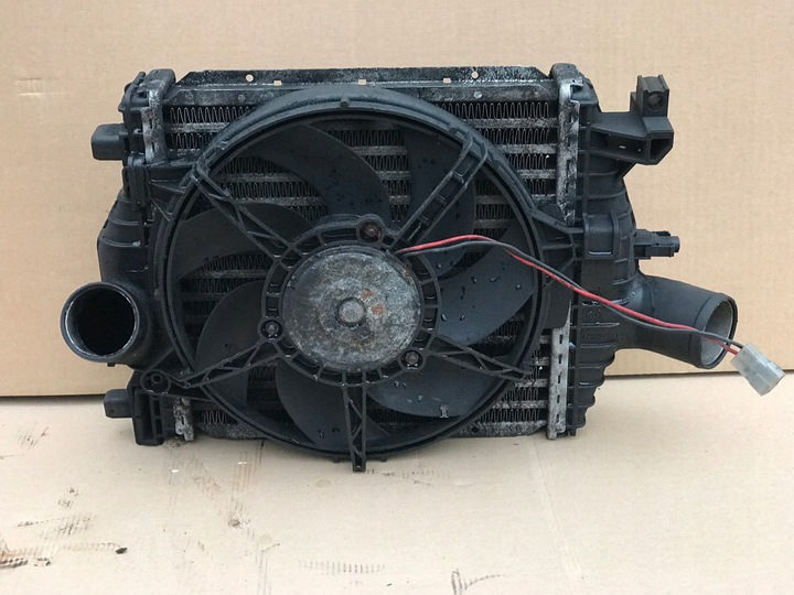 intercooler- mercedes vito w638,2,2 cdi,112cdi