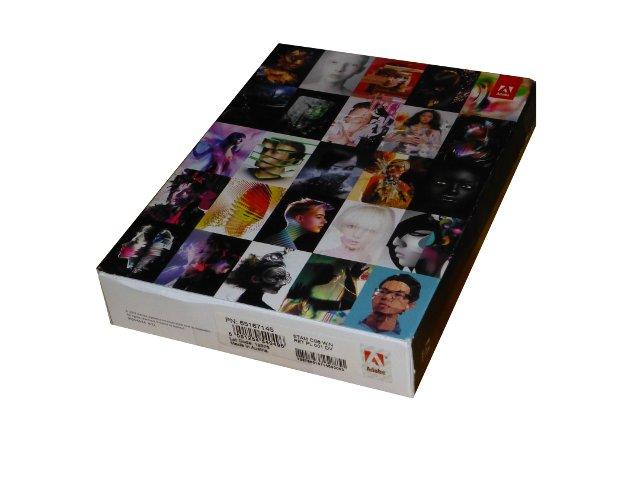 Pudełkowy Master Collection CS6 BOX MAC PL доставка из Польши Allegro на русском