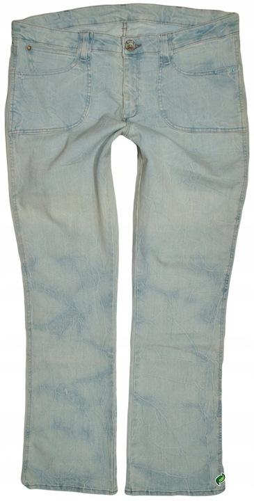 WRANGLER spodnie LOW waist bootcut IRIS W32 L32 7561073915 Odzież Damska Jeansy VE QQHQVE-7