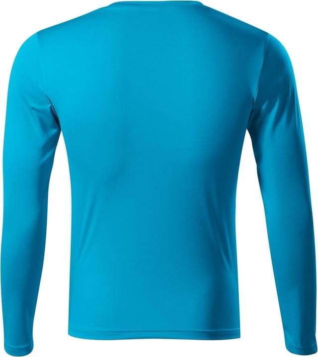 ADLER PRIDE SPORTOWA koszulka długi rękaw S 9380151202 Odzież Męska Koszulki z długim rękawem BF MTNUBF-8