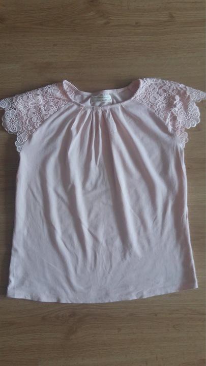 Śliczna bluzeczka ZARA - Rozm.164cm -13-14lat 7550203884 Dziecięce Odzież HP FUMCHP-6