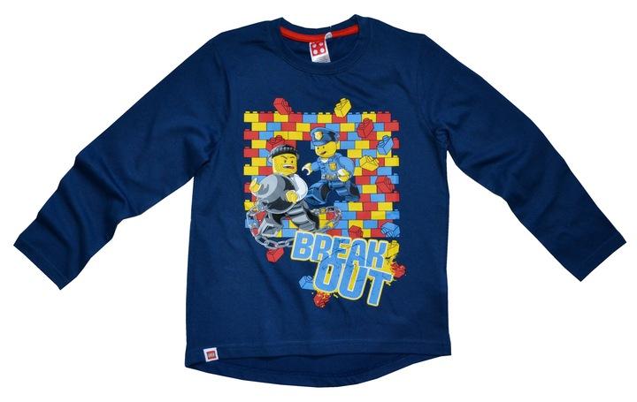 Bluzka LEGO 128 bluzeczka 7438046688 Dziecięce Odzież ZY IPDEZY-4