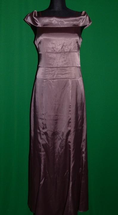 4L-- Elegancka sukienka BONPRIX / 12 - 38 9835534289 Odzież Damska Sukienki wieczorowe KG PLALKG-1